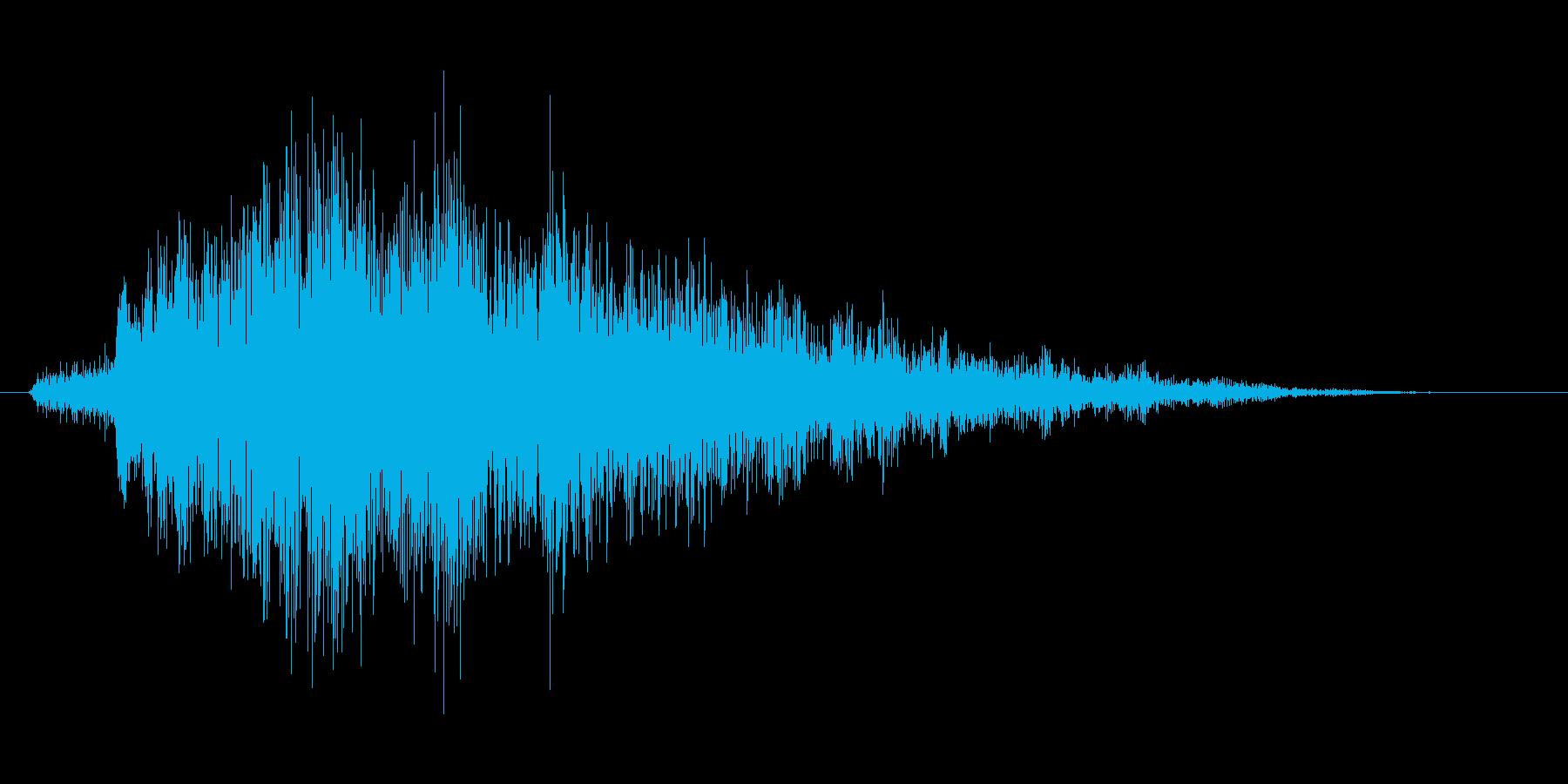 ポップアップ_決定音系_05の再生済みの波形