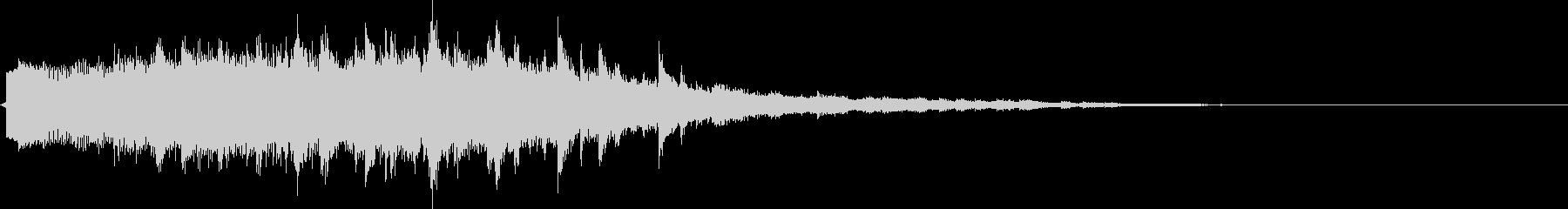 キラキラキラーン(ドレスアップ、変身)の未再生の波形