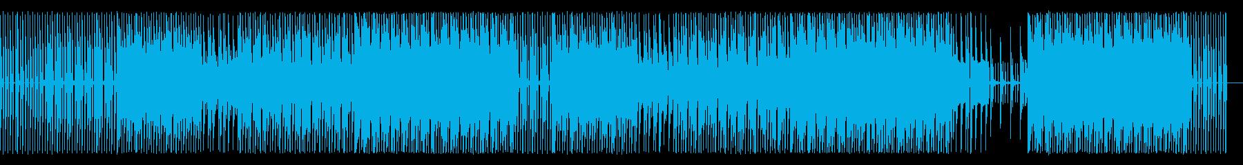 エディットされたピアノ/Hip-Hopの再生済みの波形
