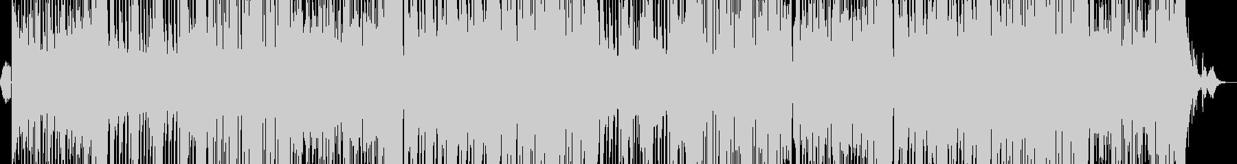 ダンス系EDM/イケメンになる曲の未再生の波形