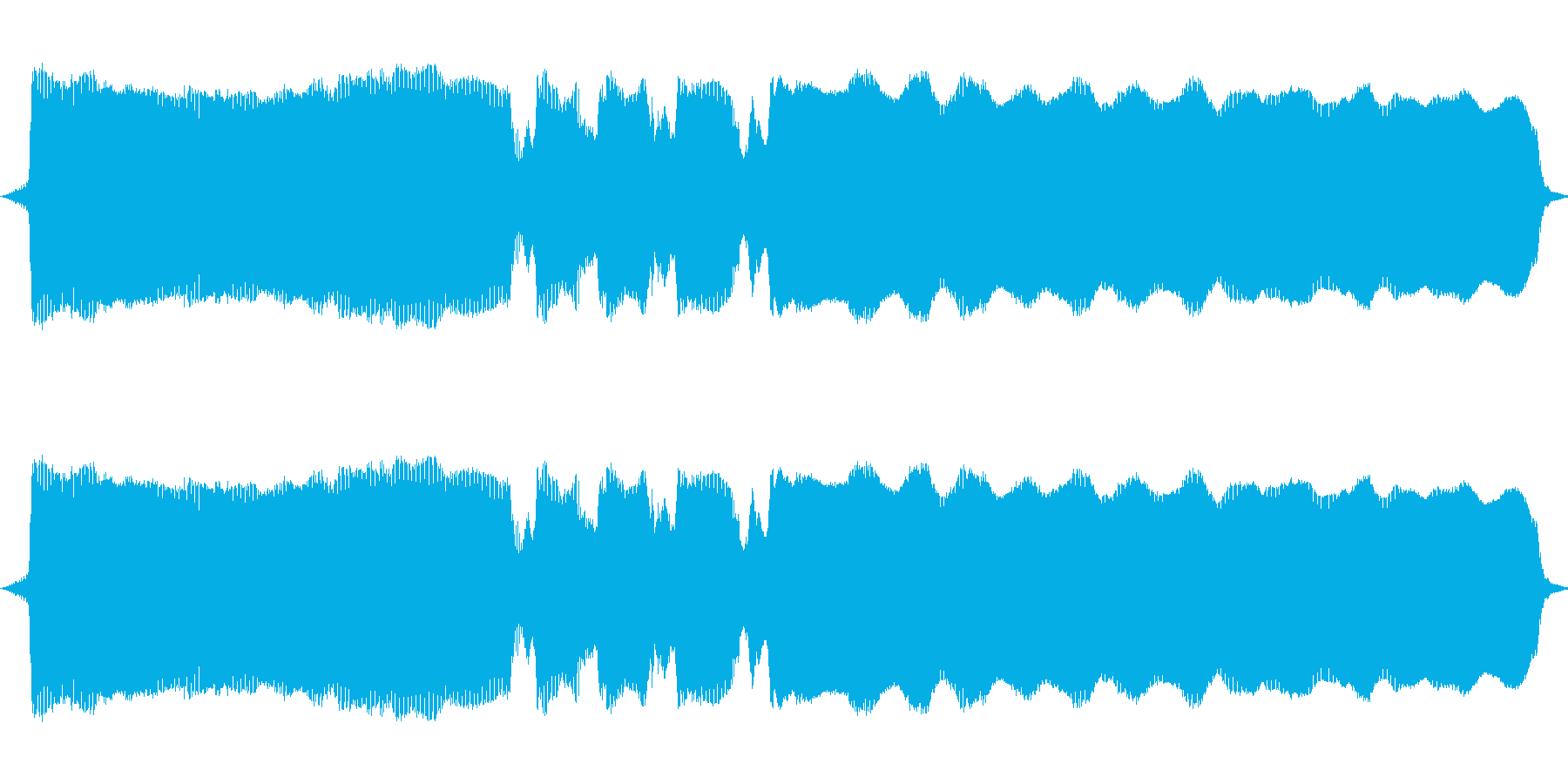 こぶし01(F)の再生済みの波形