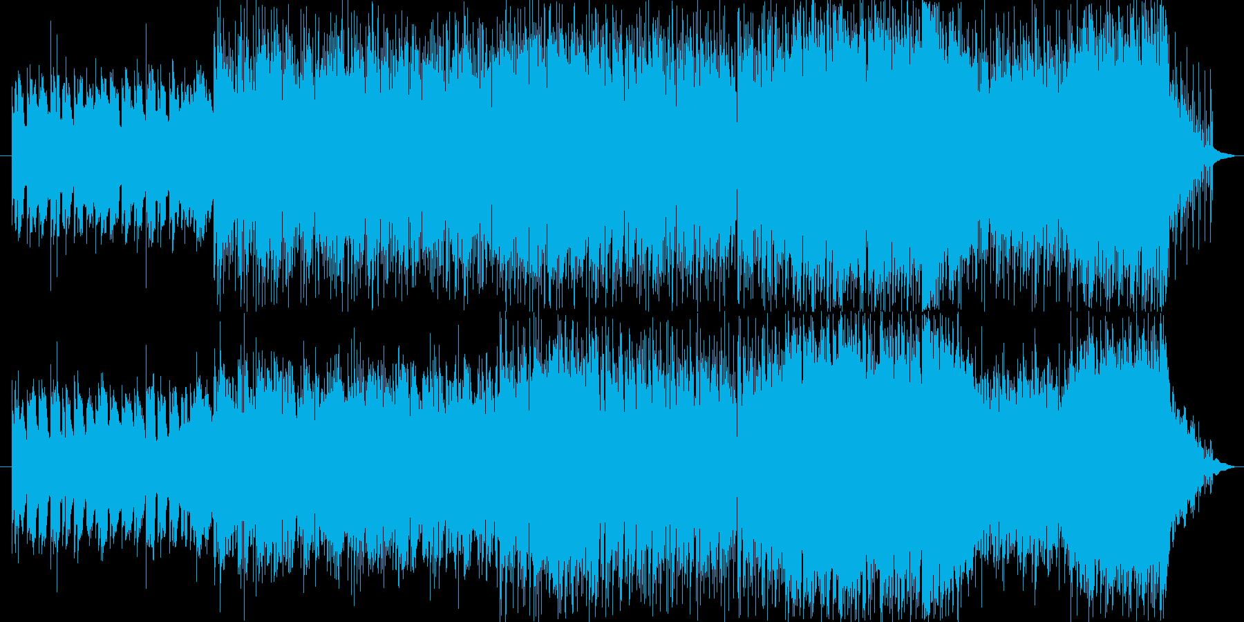 某おしゃれ家具屋さんのCMをイメージし…の再生済みの波形