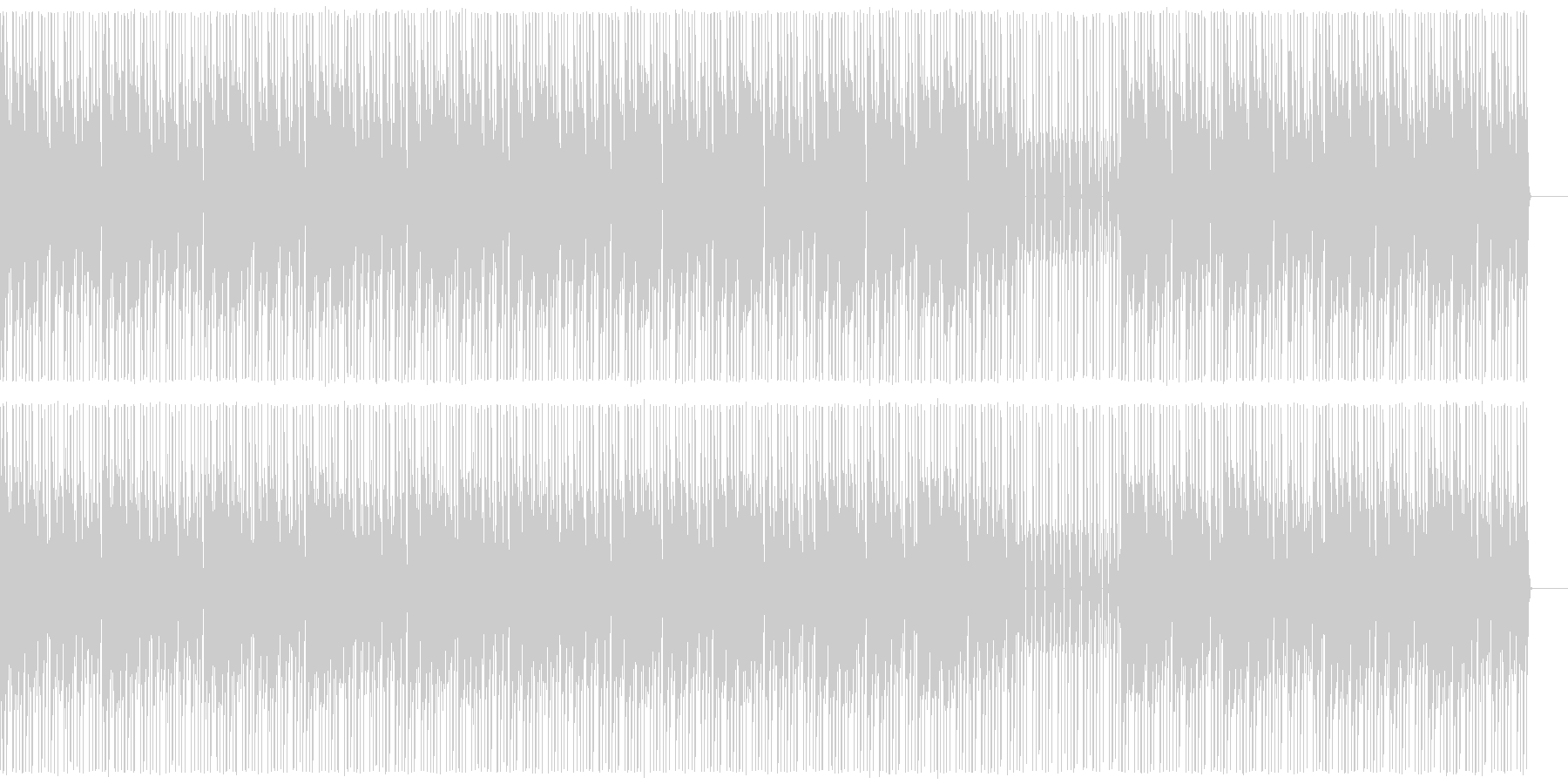 ヒップホップ/シンプル・王道/ギター/3の未再生の波形