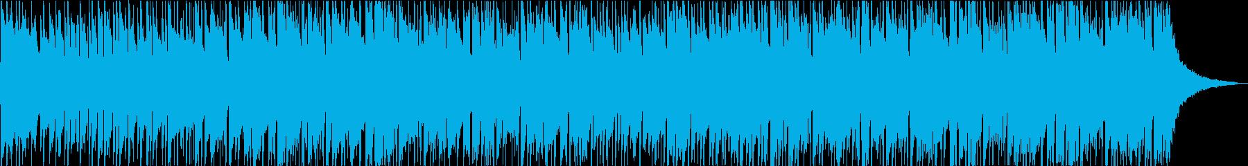 アコギとピアノが爽やか・軽快なポップスの再生済みの波形