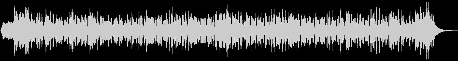 シンセブラスのソリッドなジングルCMにもの未再生の波形
