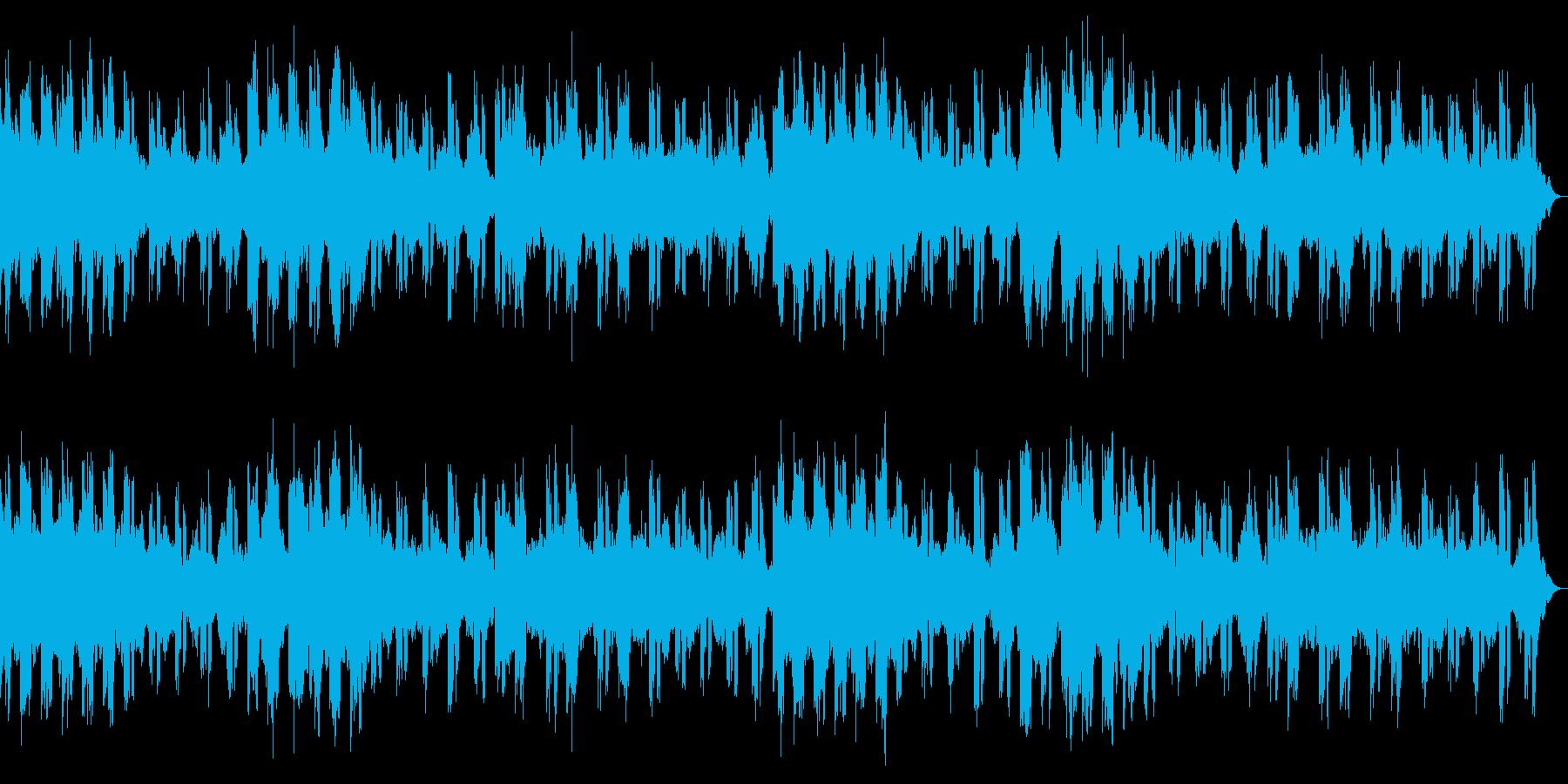 デーモンフィールド ダーク、荒廃した世界の再生済みの波形