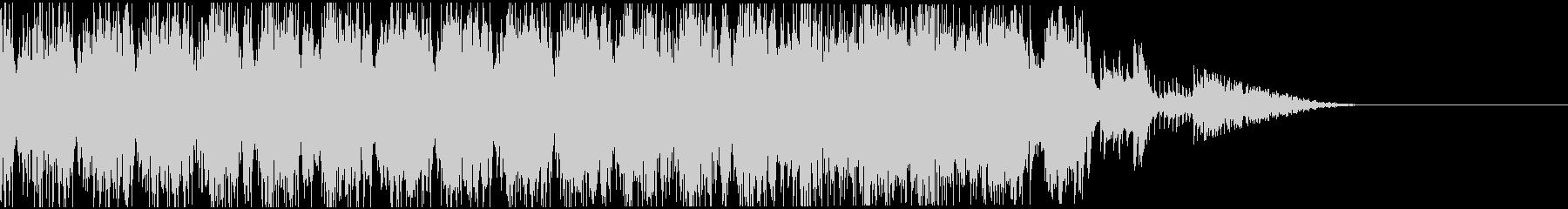 サウンドロゴやジングル等に使用できる音源の未再生の波形