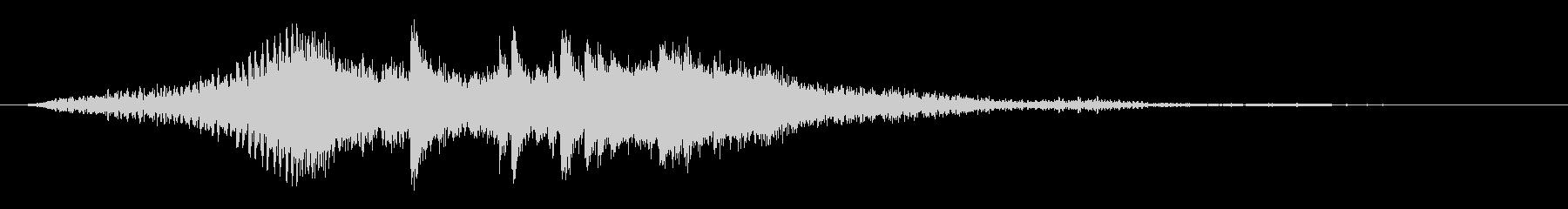 タイトル用2 グリーグ作 ピアノ協奏曲の未再生の波形