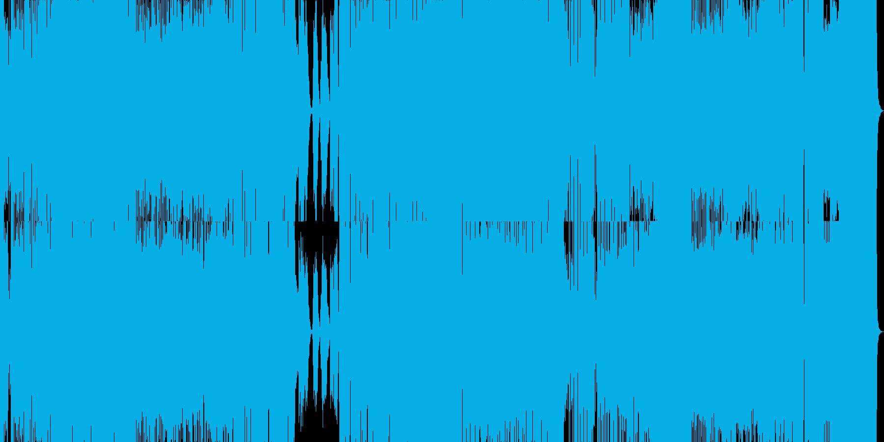 迷宮のような混沌としたグルーヴと旋律の再生済みの波形