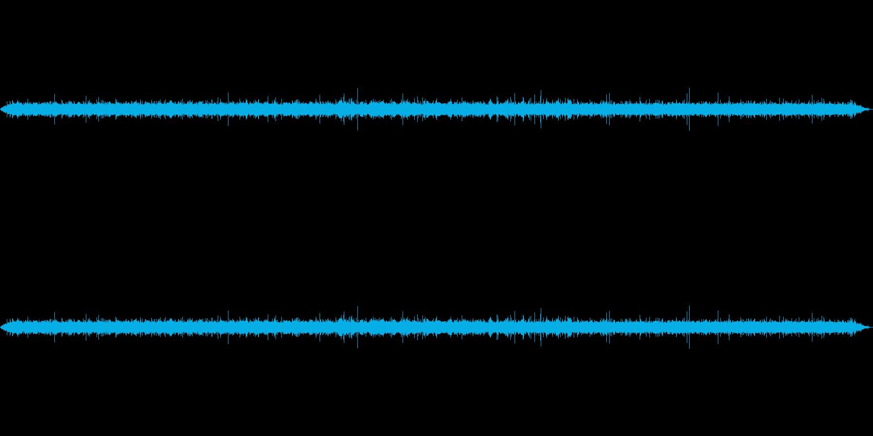 【自然音】里山01(高尾陣場)の再生済みの波形