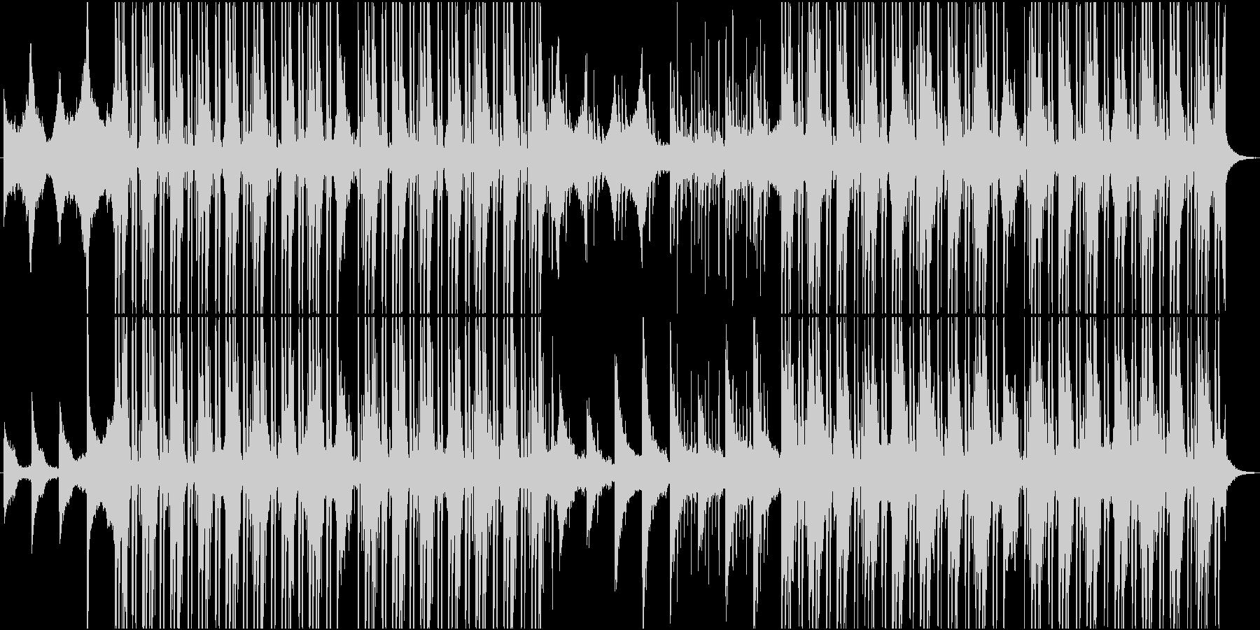 ストリングスメインのテックビート系の未再生の波形