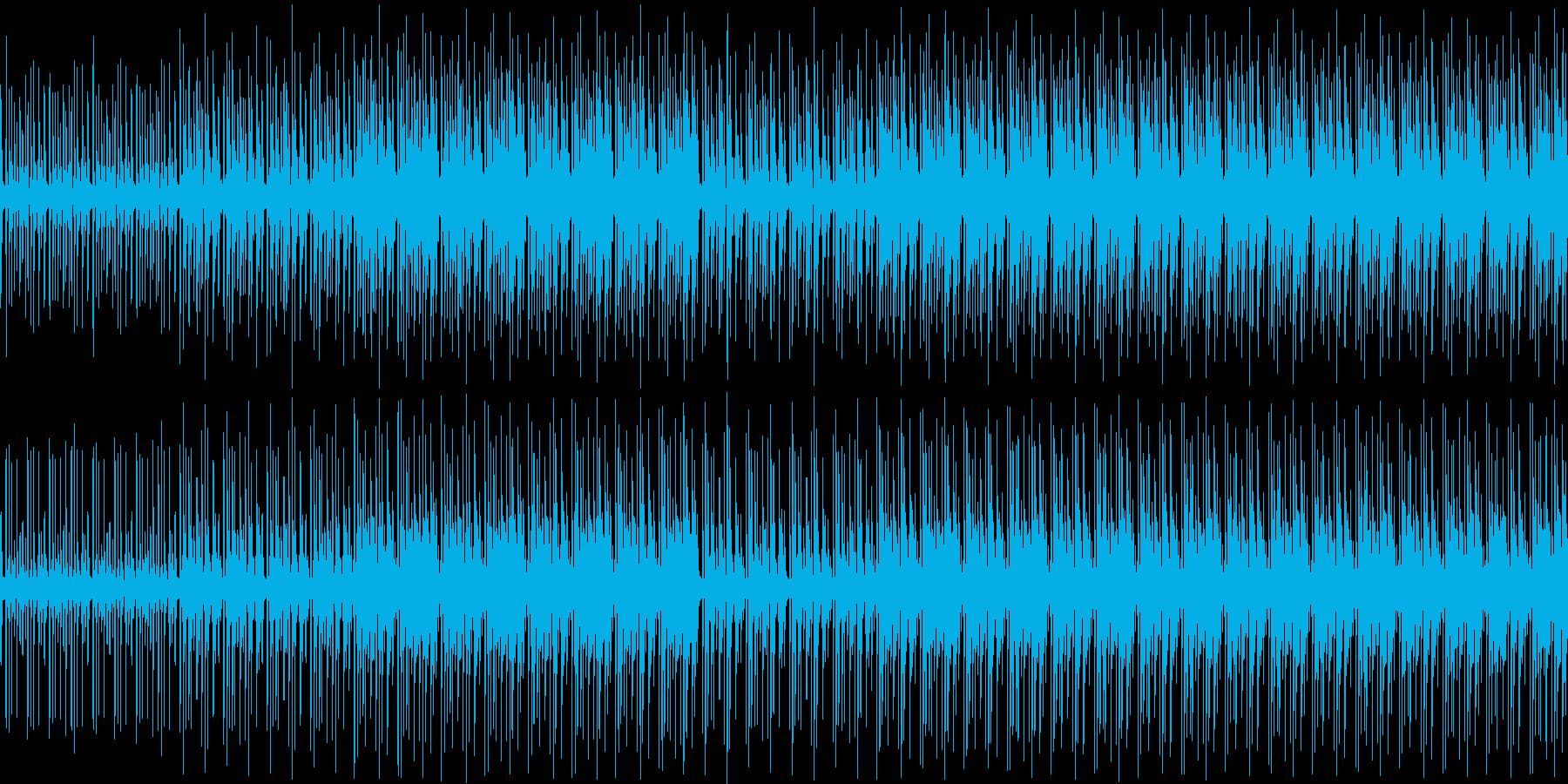 【お祭り/カーニバル/サンバ】の再生済みの波形