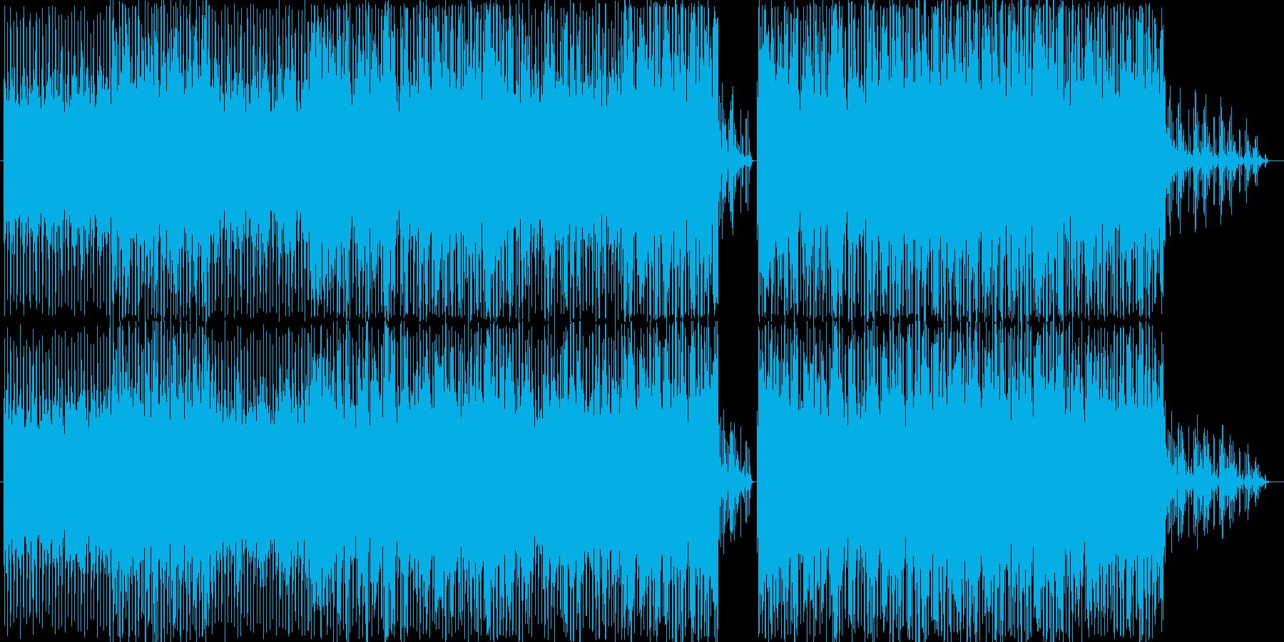 テクノです。イメージとしてはタイトル通…の再生済みの波形