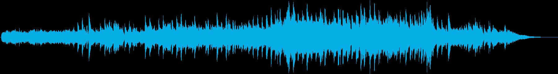 ノスタルジックな雰囲気の曲です_01の再生済みの波形