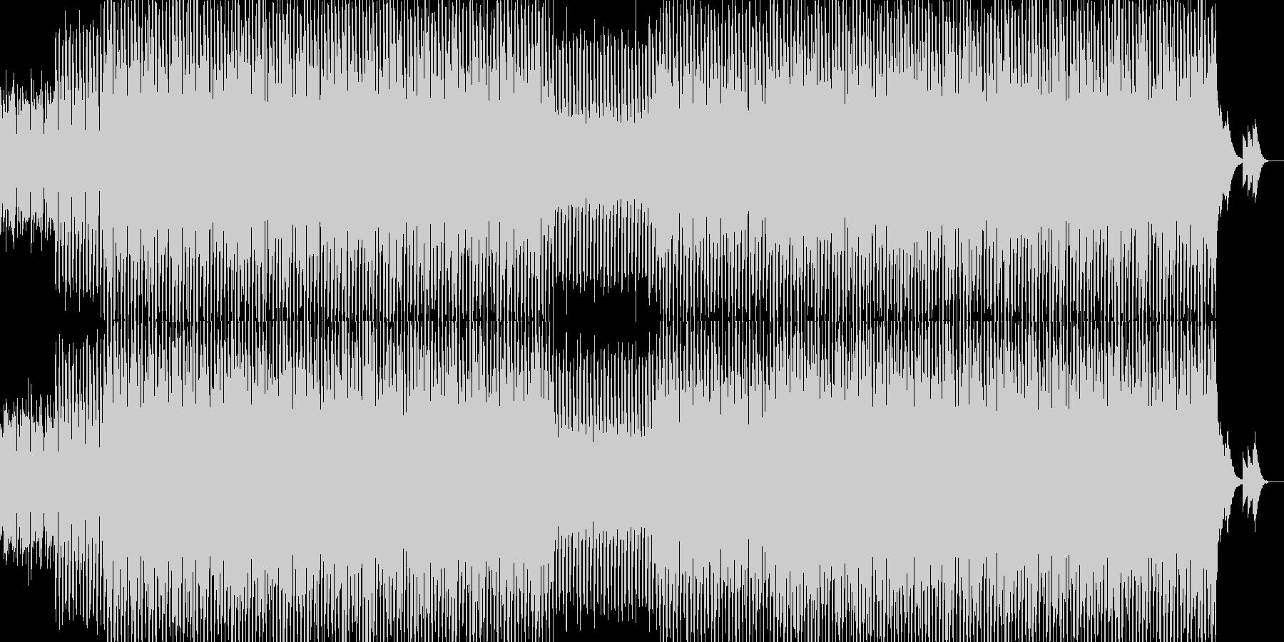 EDM明るいクラブ系キラキラシンセ-03の未再生の波形