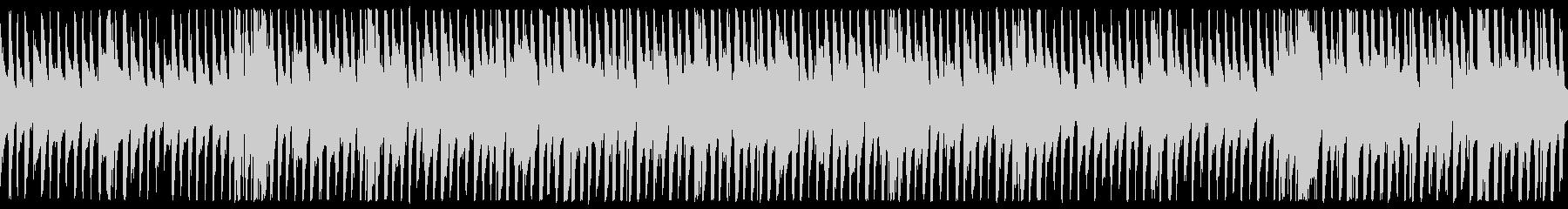 明るく爽やかなPR動画用BGMの未再生の波形