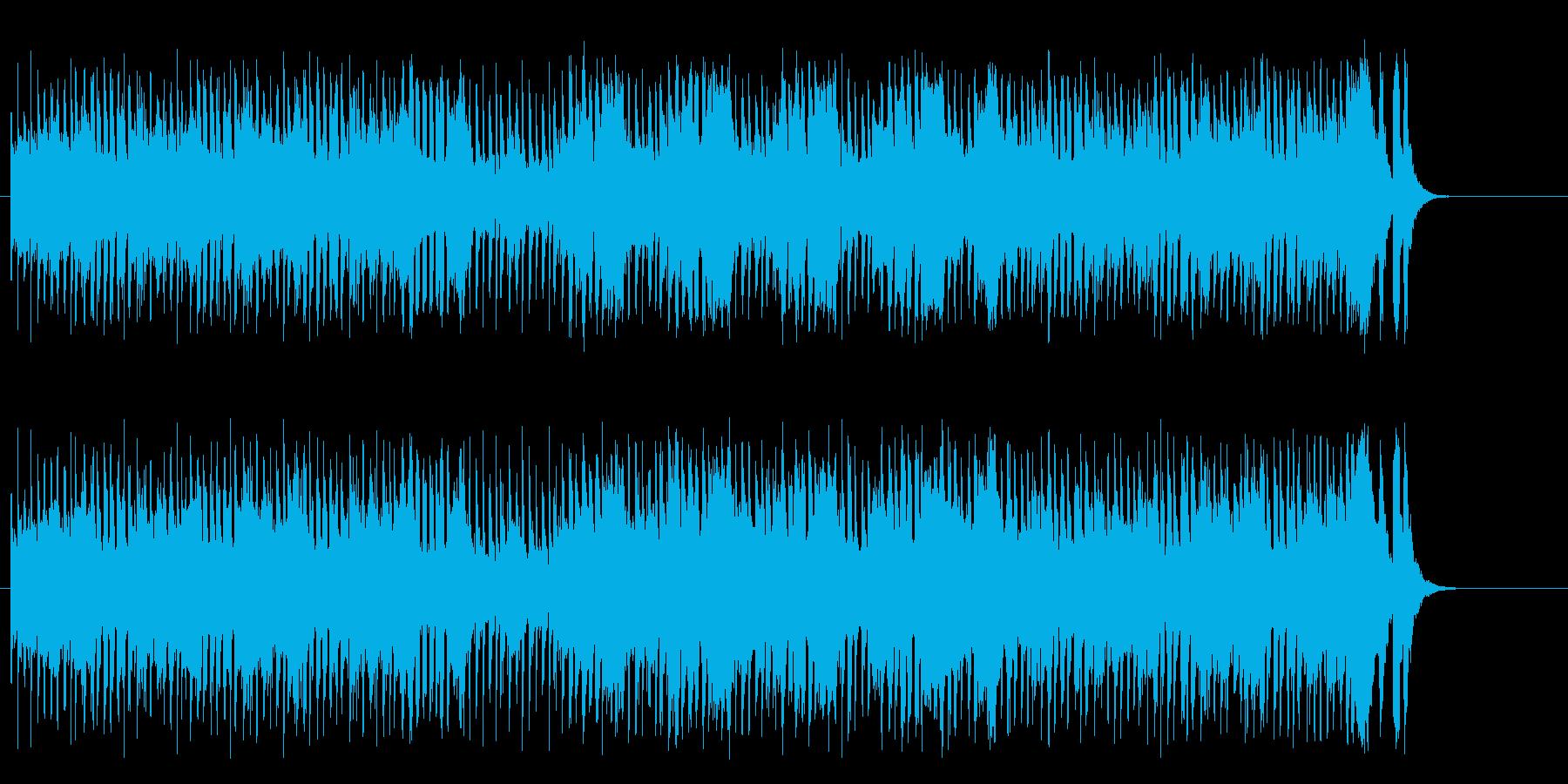 ヴギ・ウギのダンサブルなマイナーポップスの再生済みの波形