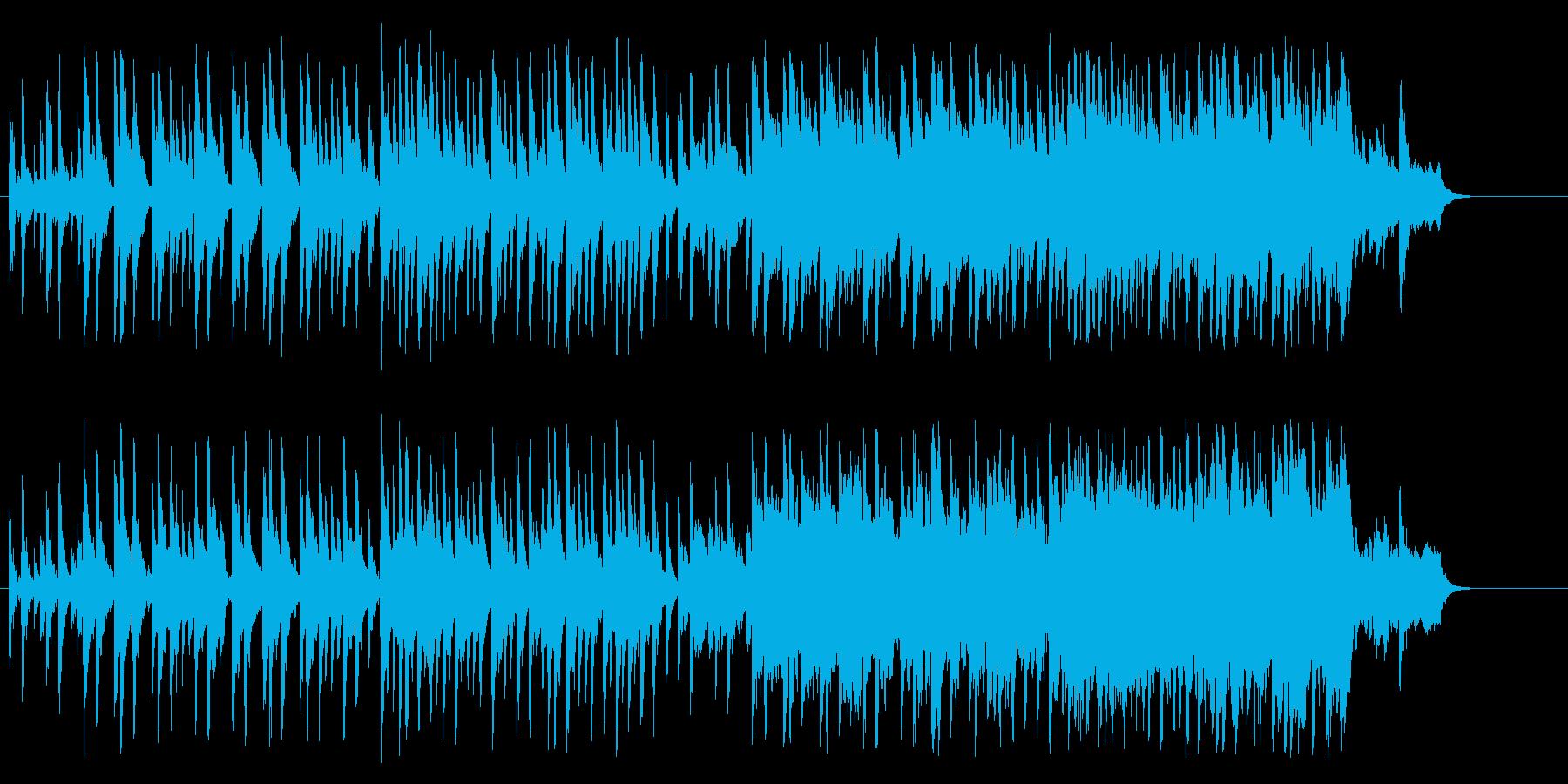 優しい 上品 メルヘン ブライダル 幸福の再生済みの波形