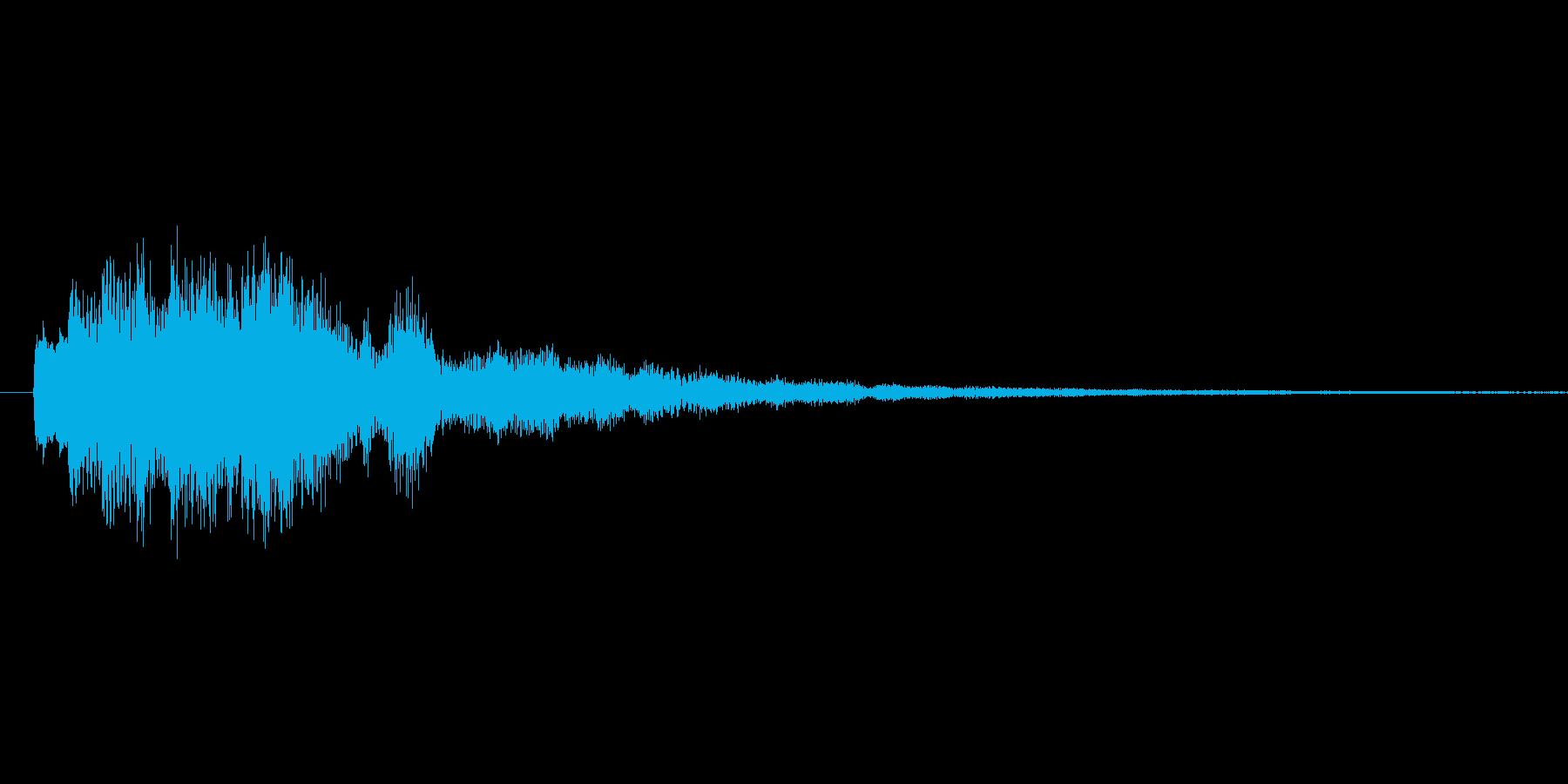 キラーーーン #61の再生済みの波形