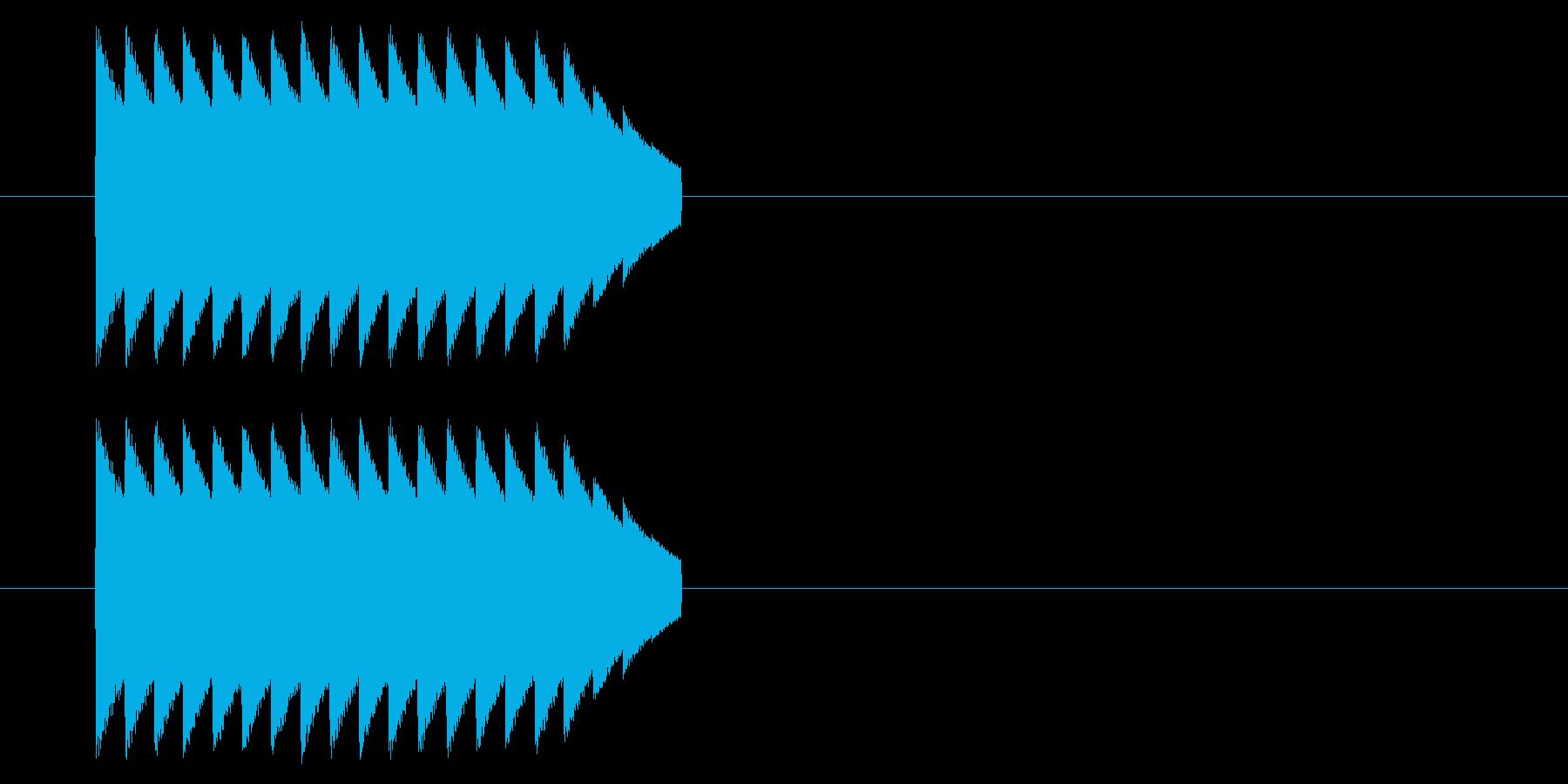 NES アクション01-12(アイテム)の再生済みの波形