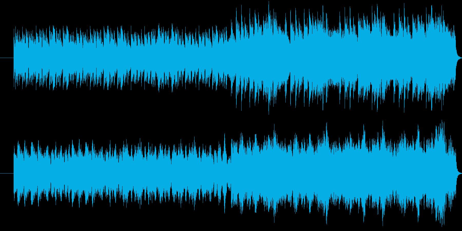 このメロディーを作ったとき、ウォール街…の再生済みの波形