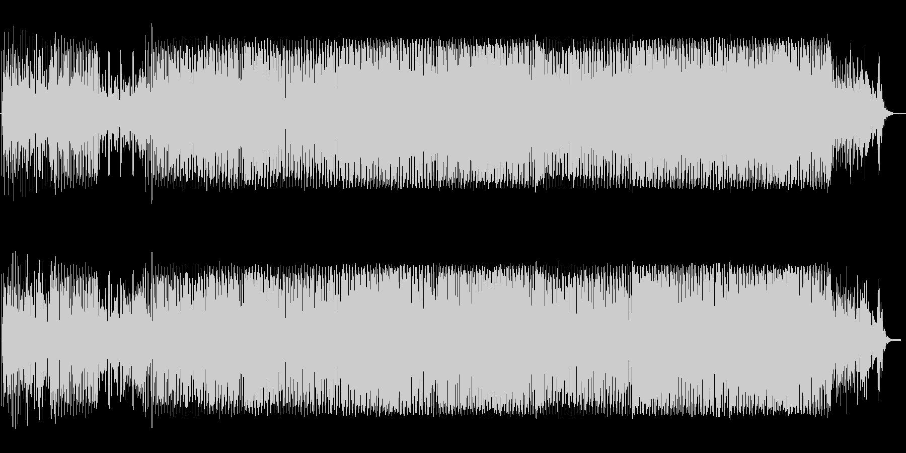 トロピカルハウス・ピアノ・EDMの未再生の波形