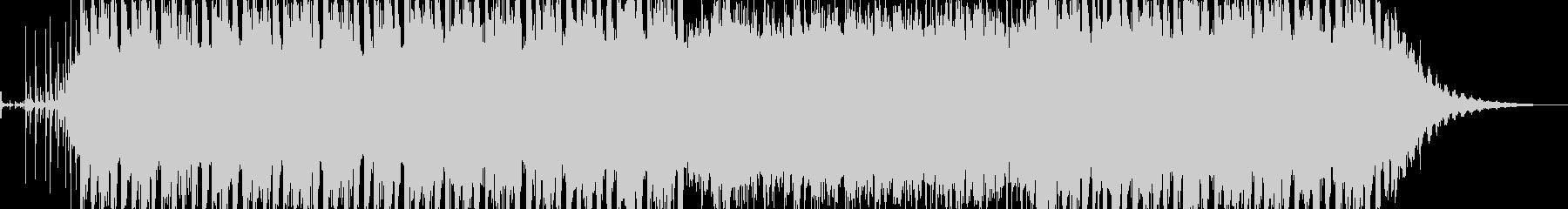 疾走感のあるEDM/テクノ_BGM004の未再生の波形