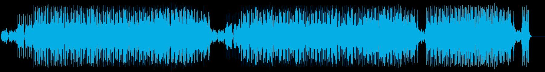 淡々としたポップ(フルサイズ)の再生済みの波形