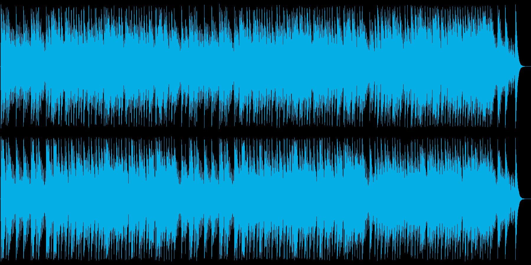 飼い葉の桶で オルゴールの再生済みの波形