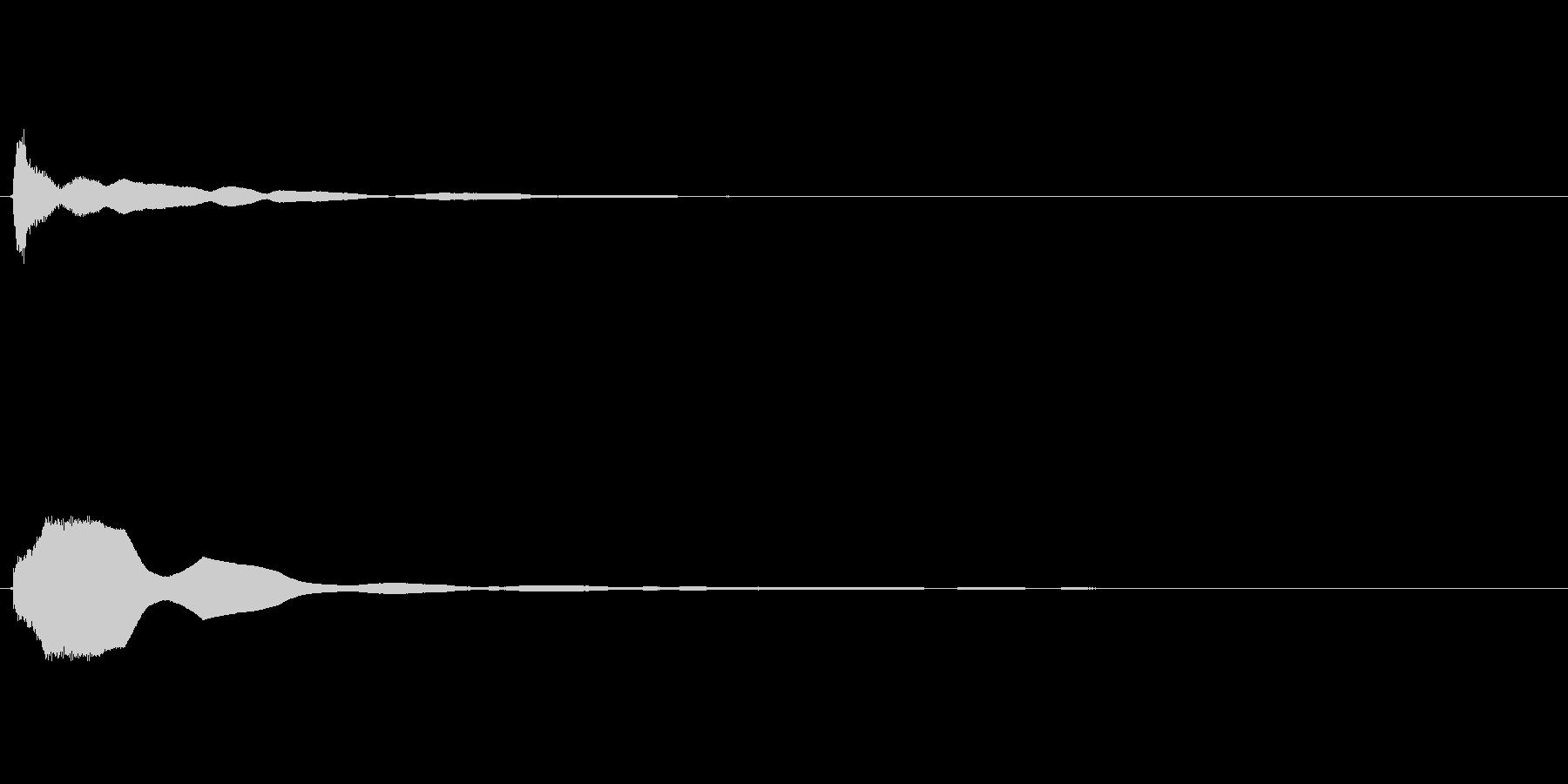 キラキラ系_059の未再生の波形