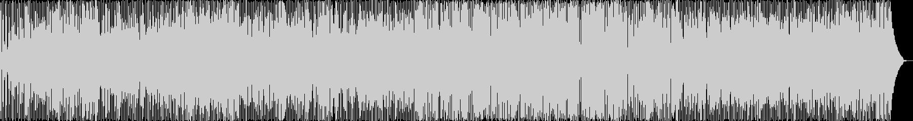 アンサンブル・ファンク・ジャズの未再生の波形