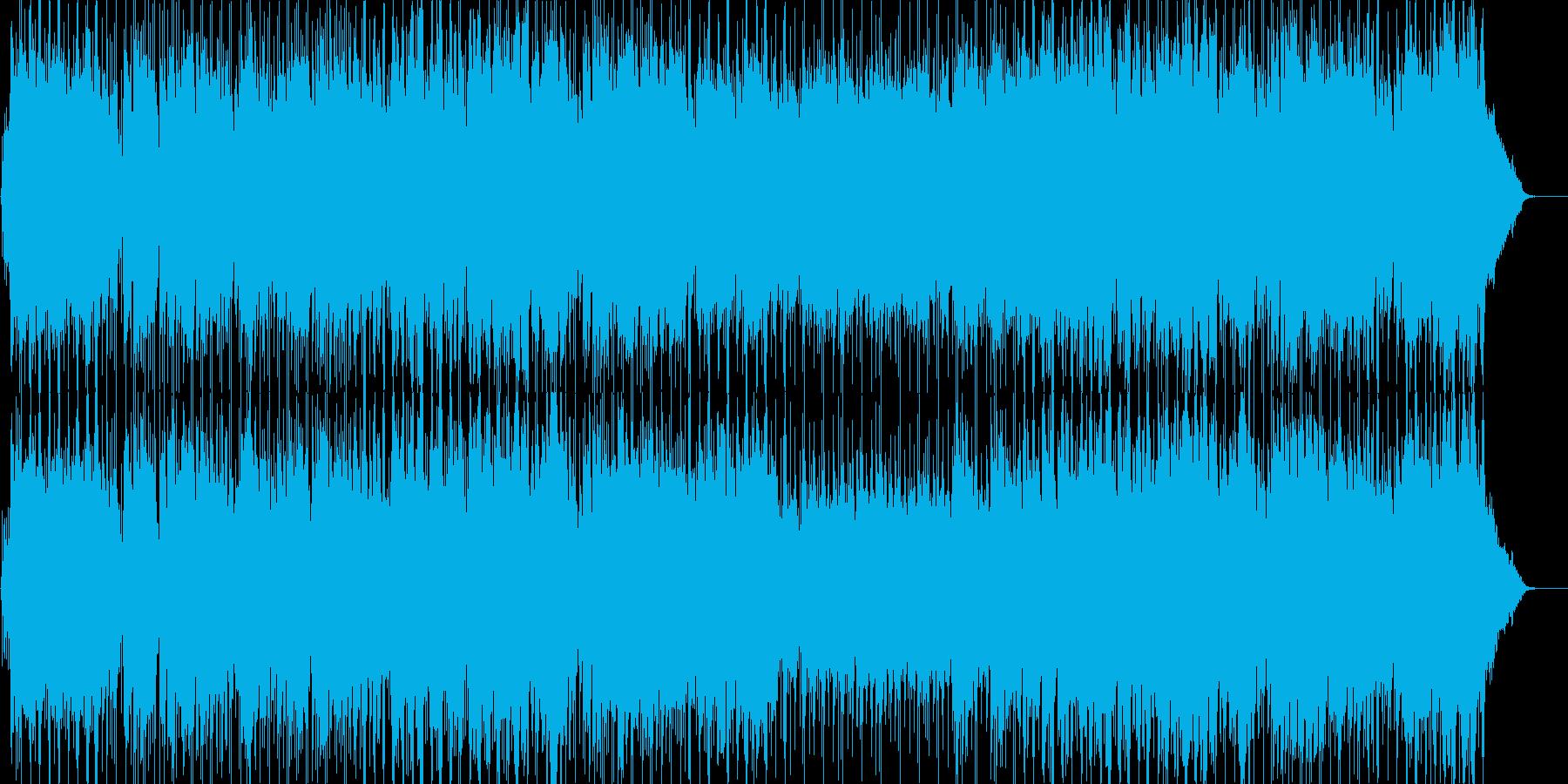 懐メロイージーリスニングの再生済みの波形