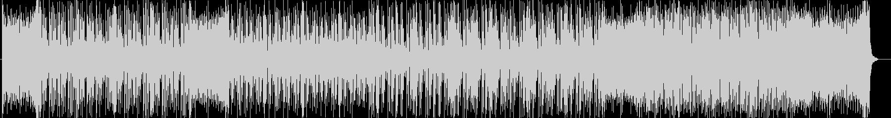 スタイリッシュなシンセポップの未再生の波形
