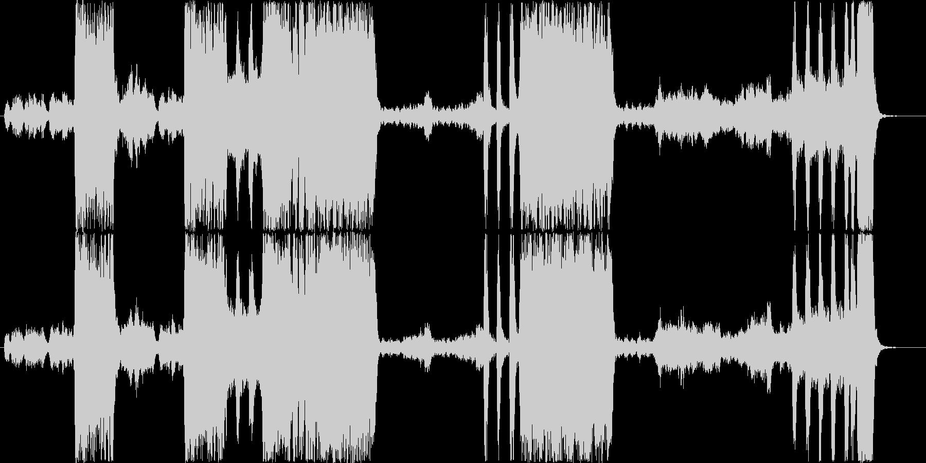 「フィガロの結婚」モーツァルトの未再生の波形