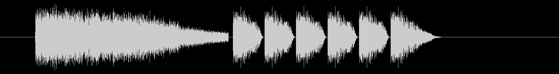 SNES-RPG04-09(魔法 氷2)の未再生の波形