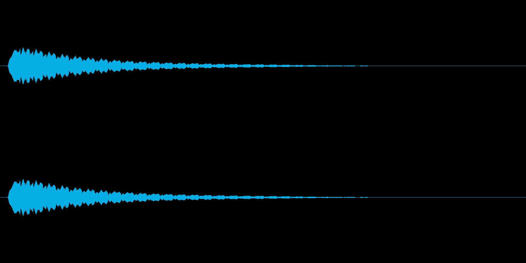 【ポップモーション17-7】の再生済みの波形