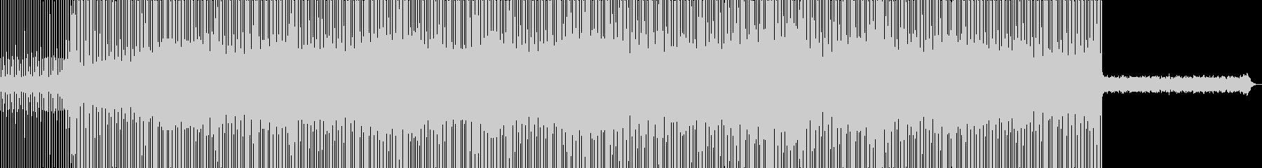宇宙的なシンセ・ドラムポップハウス系の未再生の波形