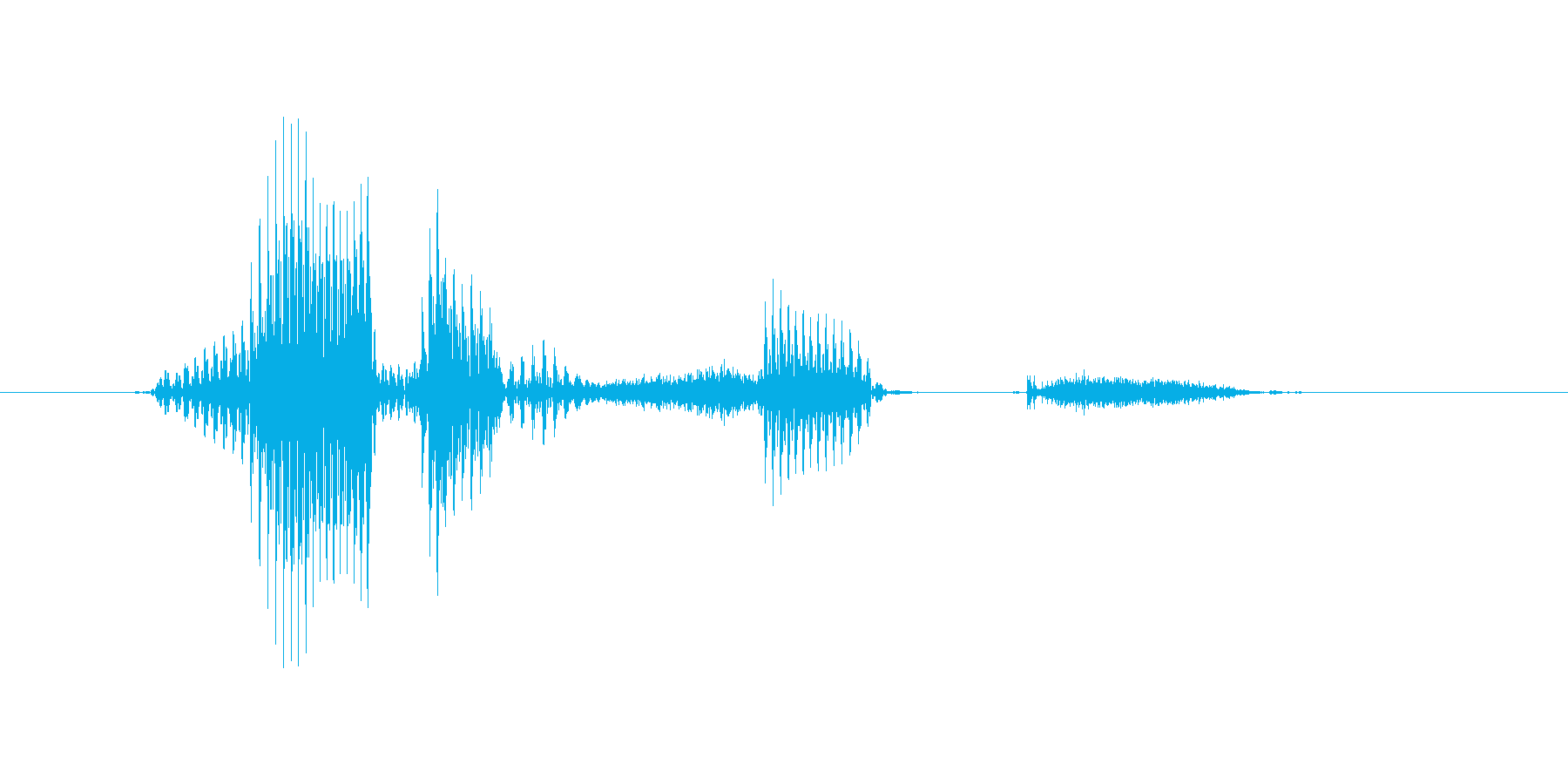 レベル6(しっくす)の再生済みの波形