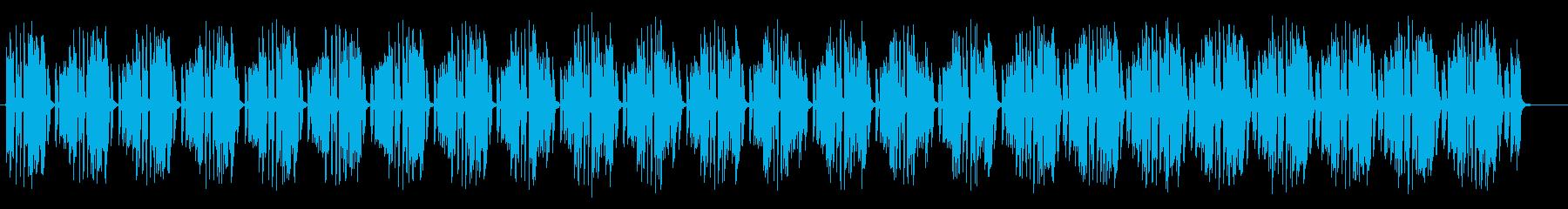 軽快で幻想的なスピリチュアルサウンドの再生済みの波形