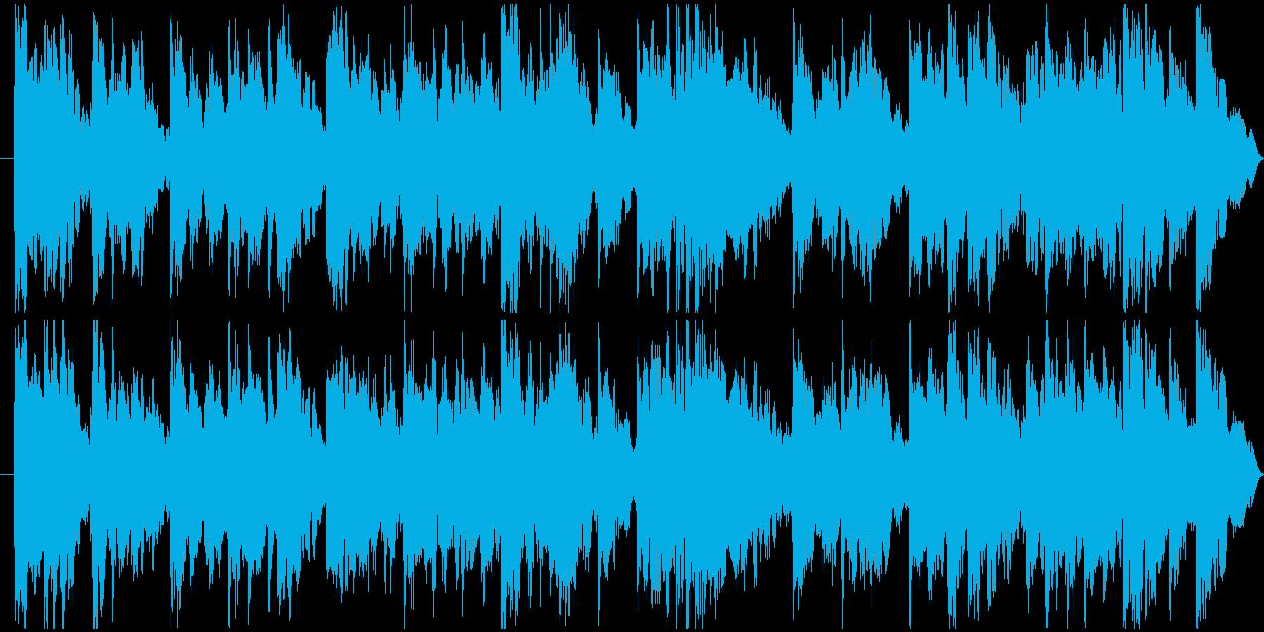 エレピ30sサウンドの再生済みの波形