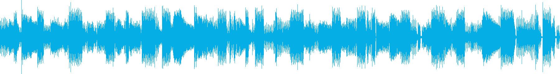 ダダ..ドドド。銃撃戦(長・爆発音あり)の再生済みの波形