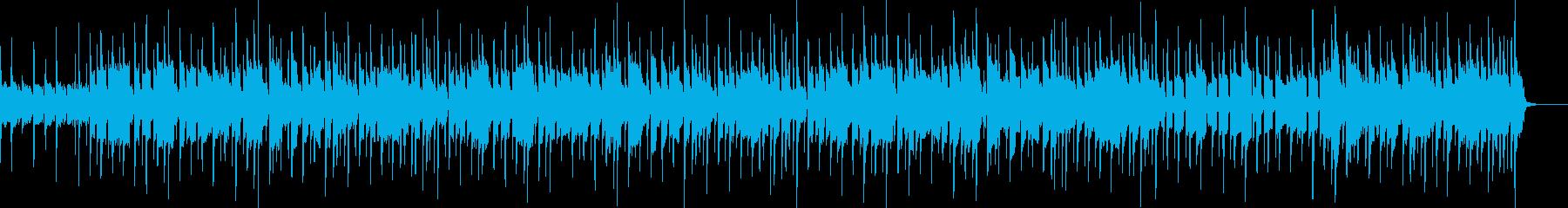 ほのぼのポップス。ほんわかクッキング♪の再生済みの波形