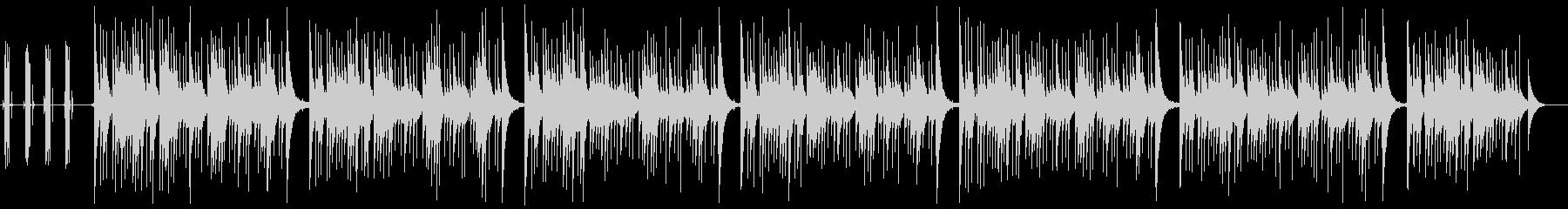 【生録音】オルゴール-カノン-02の未再生の波形