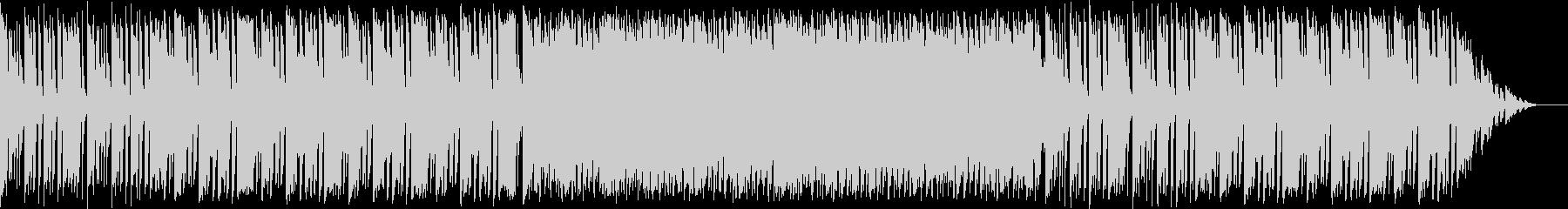 キラキラかわいいBGMのショートver.の未再生の波形