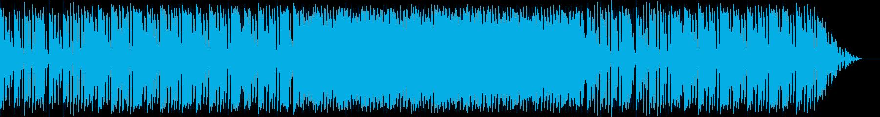 キラキラかわいいBGMのショートver.の再生済みの波形