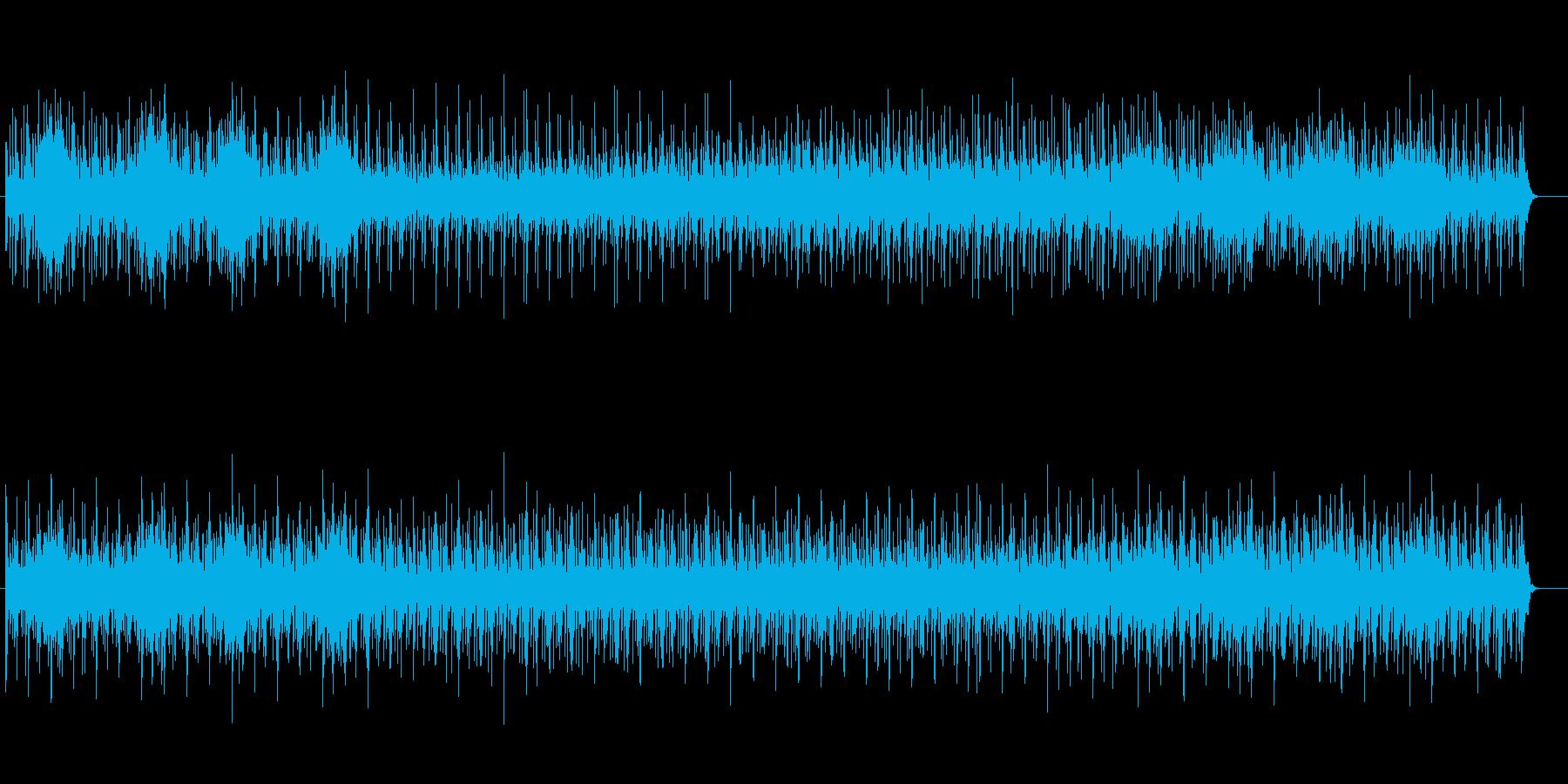 神秘的でしなやかなスピリチュアルサウンドの再生済みの波形