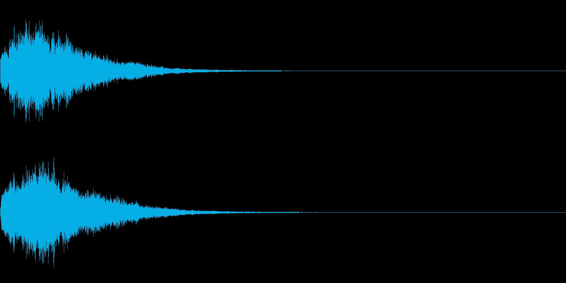 ファーン(不思議な雰囲気の決定、登場)の再生済みの波形