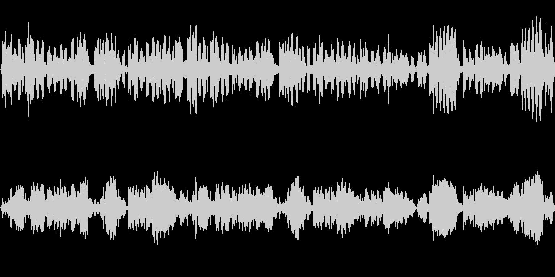 【32秒ループ】穏やかなフルート三重奏の未再生の波形