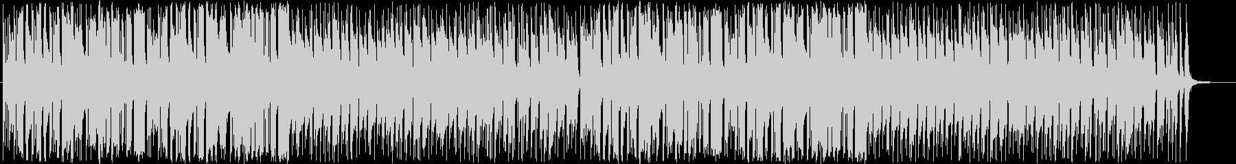 アニメの日常シーンで使えるほのぼのBGMの未再生の波形