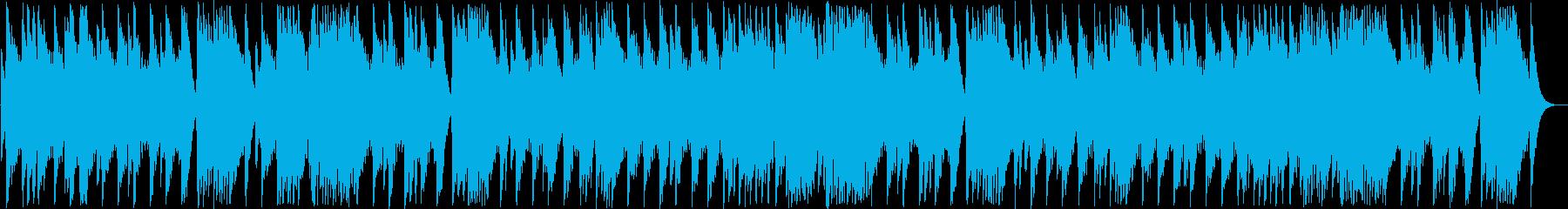 ノクターン変ホ長調 / ショパンの再生済みの波形